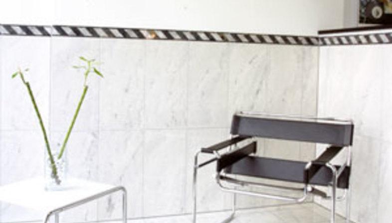 Showroom Iris Ceramica e Fabbrica Marmi e Graniti a Berlino