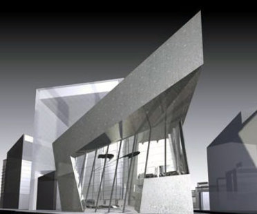 Zaha Hadid, The Architecture Foundation. Londra, 2005