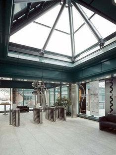Centro Direzionale IBM Italia, Isolarchitetti
