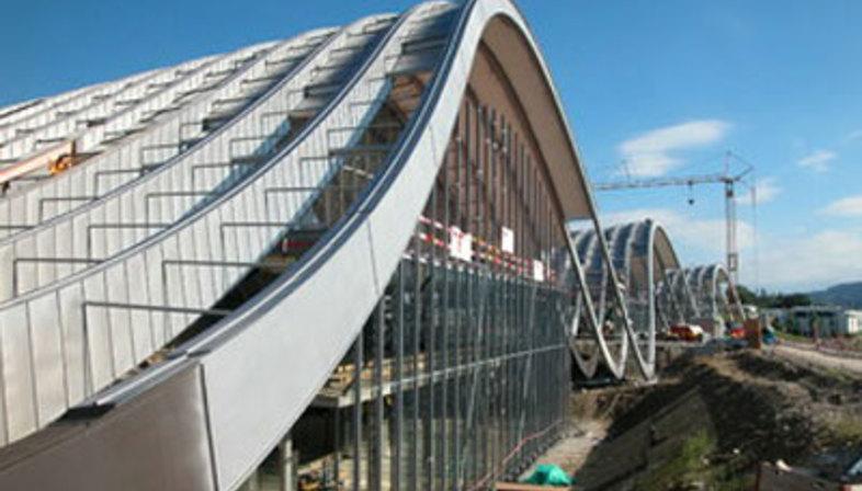 Renzo Piano. Centro Paul Klee. Berna, 2005