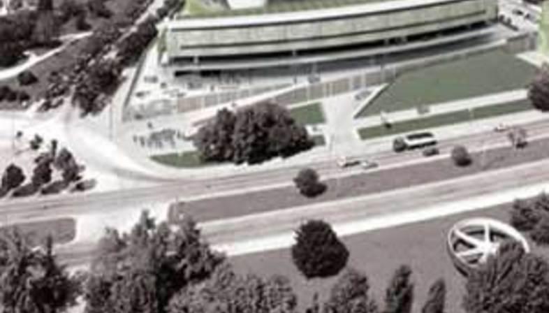 Cino Zucchi, Museo dell'Automobile.<br> Torino, 2005