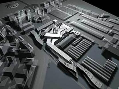 MAXXI-Centro Nazionale per le Arti Contemporanee. Zaha Hadid. Roma