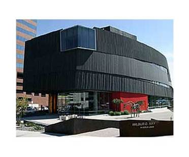 Nevada Art Museum. Reno (USA). Will Bruder Architects