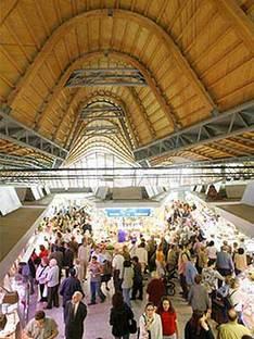 Il Mercato di Santa Caterina a Barcellona. Enric Miralles e Benedetta Tagliabue, 2005