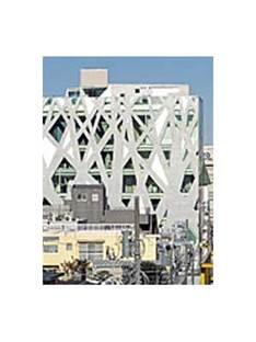 Tokio. Nuova sede Tod's<br> Toyo Ito. 2004