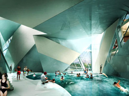 WESTside, Daniel Libeskind<br> Berna, Svizzera, 2005