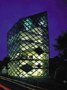 Epicentro Prada a Tokyo, <br>Herzog & de Meuron. 2003