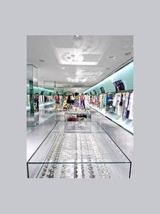 Boutique Just Cavalli<br> Italo Rota, Milano. 2005