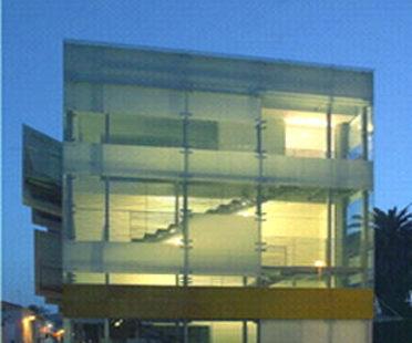 Giovanni Vaccarini: Edificio polifunzionale ex cinema Arena Braga