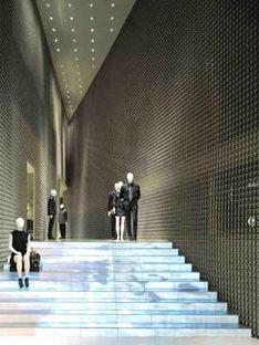 Louis Vuitton Roppongi Hills<br> Jun Aoki, Tokyo, 2003