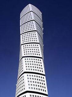 Turning Torso, Santiago Calatrava Malmoe, 2005