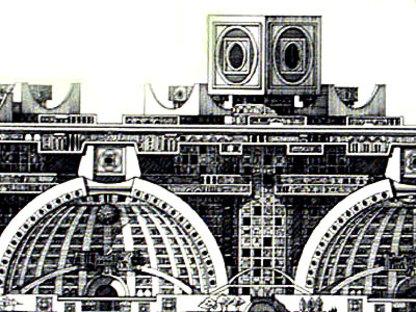 Arcosanti, l'utopia di Paolo Soleri