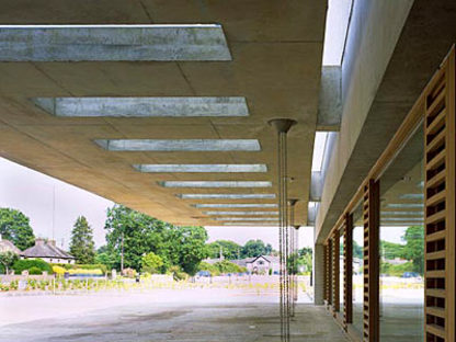 Dunshaughlin Civic Offices<br> Grafton Architects,