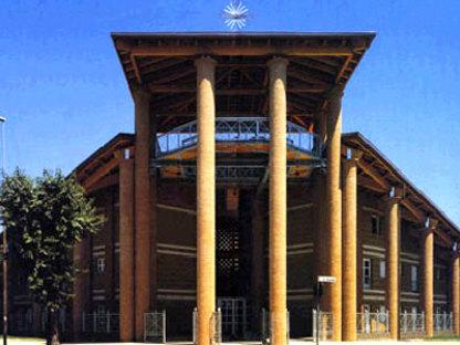 Chiesa di San Giovanni Battista<br> Gabetti e Isola. Desio (Mi). 1999