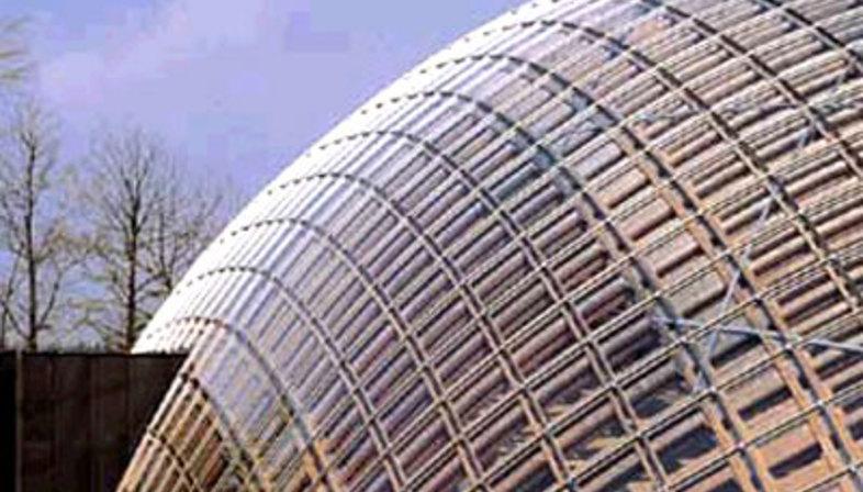 Sede della Regione Vallone<br> Marche-en-Famenne (Belgio) 1995. Samyn and Partners