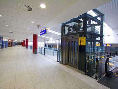 Nuovo Terminal 2 Nord Aeroporto Ruzyne Praga