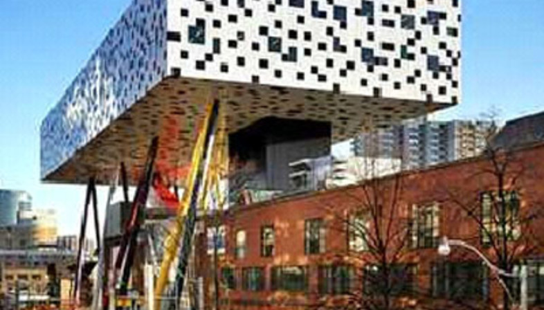 Ontario College of Art & Design, Alsop Architects. <br />Toronto. 2004