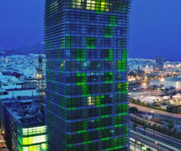 Torre Woermann, &Aacute;balos & Herreros. <br />Las Palmas (Gran Canaria). 2004