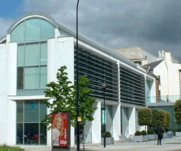 Millennium Galleries, Pringle Richards Sharratt Architects. <br />Sheffield, UK. 2001