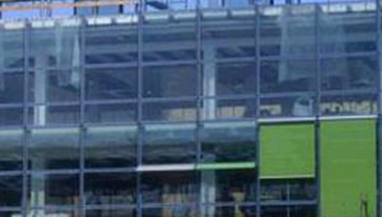 Il sole 24 ore Headquarters,<br> Renzo Piano. Milano, Italia. 2004