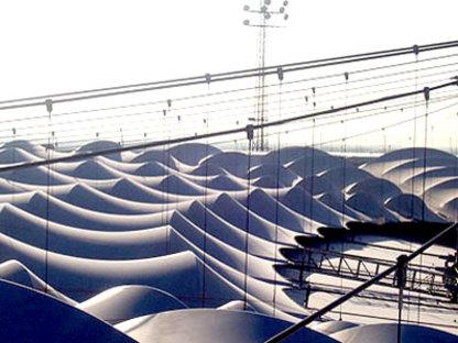Commerzbank Arena, von Gerkan Marg & Partner  Francoforte, 2005