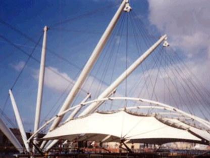 Il Bigo, Renzo Piano. Genova. 1992