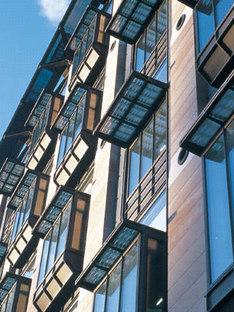 Portcullis House, Hopkins Architects. Londra. 2000