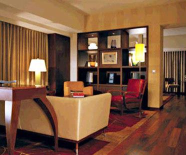 Park Hyatt Hotel, Zurigo. Meili Peter Architekten AG. 2004