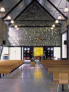 Mortensrud Church, Jensen & Skodvin. Oslo. 2002