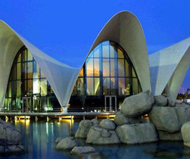Oceanogràfic. Valencia. Civis Project. 2002