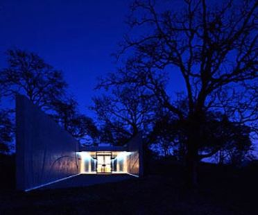 Visiting Artists House - Jim Jennings Architecture<br /> 