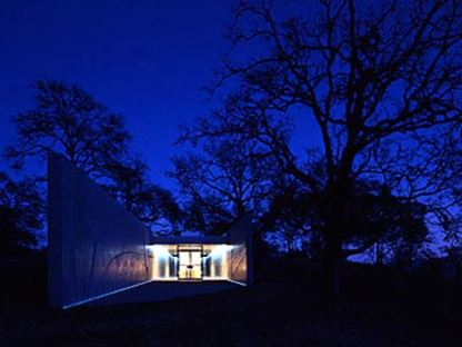 Visiting Artists House - Jim Jennings Architecture<br />  Geyserville, California, 2003