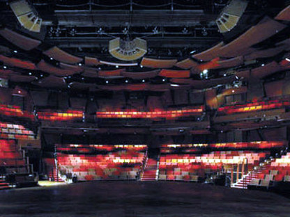 Jean Nouvel. Ghutrie Theatre. Minneapolis. 2006