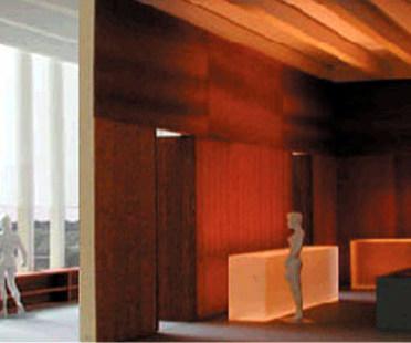 David Chipperfield. Museum of Modern Literature. Marbach am Neckar.