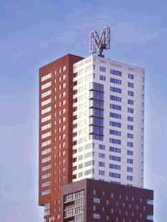 Montevideo Tower. Rotterdam. Mecanoo. 2005