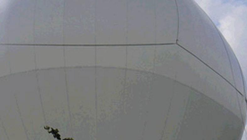 Londra. Serpentine Gallery. Padiglione 2006.<br /> Rem Koolhaas e Cecil Balmond