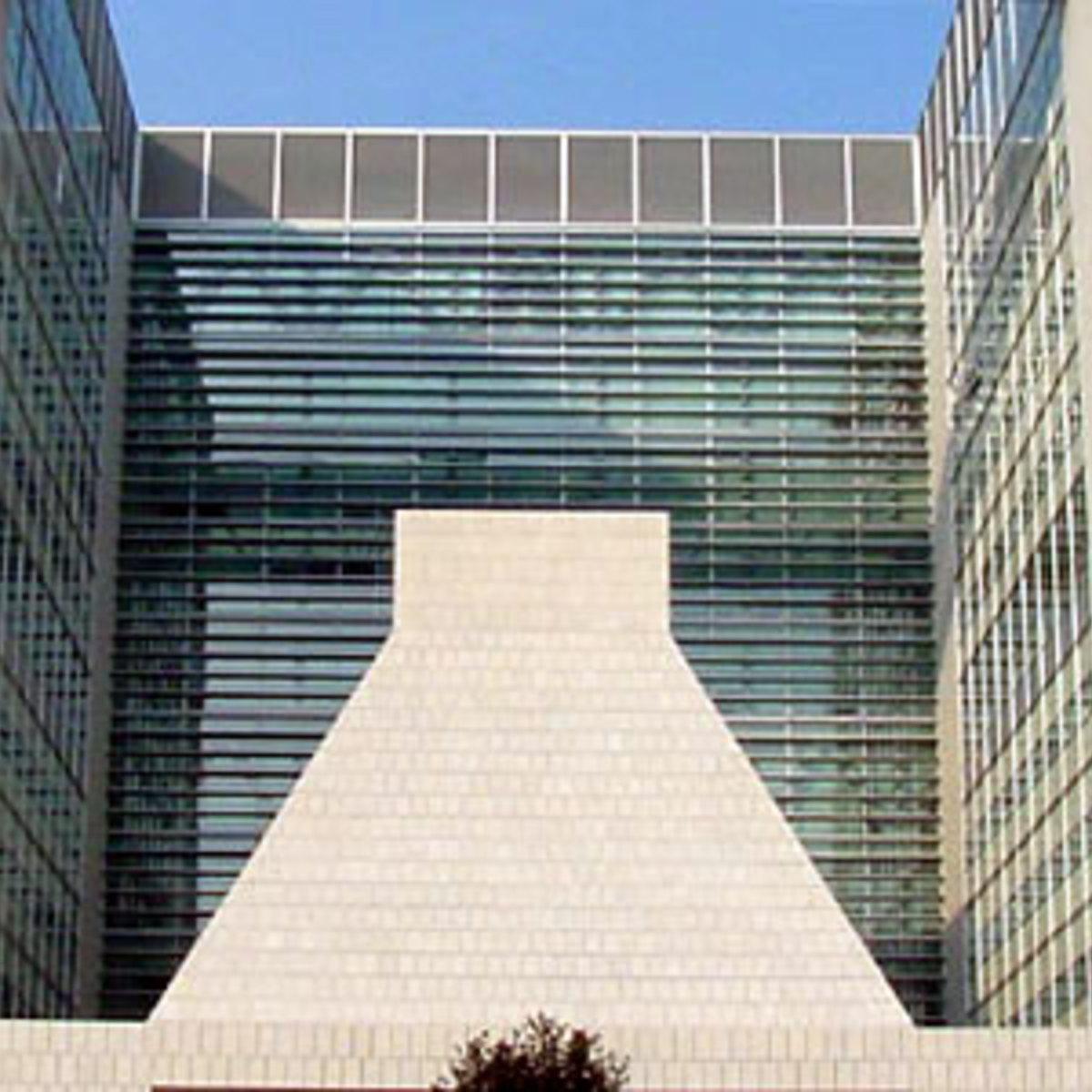 Gregotti Associati. Centro Direzionale Banca Lombarda. Brescia. 2004