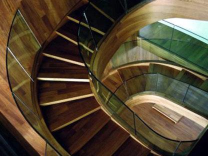 Villa sul lago Bled - Ofis Arhitekti. Bled, 2004