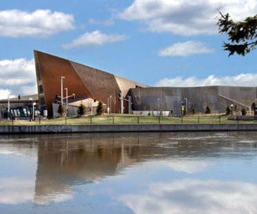 Canadian War Museum - Moriyama & Teshima Architects<br /> Ottawa, 2005