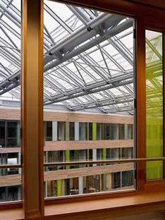 Ministero dell'Ambiente. Dessau. Sauerbruch e Hutton. 2005