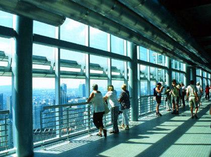 Petronas Tower. Cesar Pelli & Associates. Kuala Lumpur (Malaysia). 1999