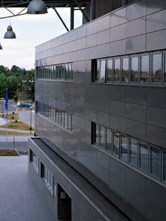 Sede comunale. Formigine (Modena). Studio Amati. 2006
