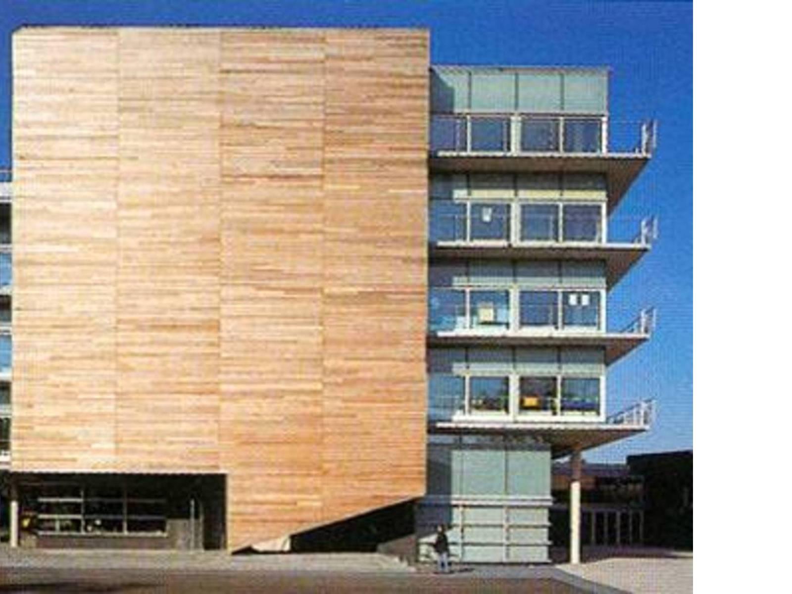Montessori College Oost, Amsterdam, The Netherlands. Herman Hertzberger