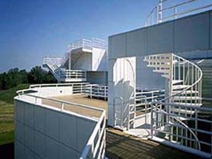 The Atheneum, Richard Meier