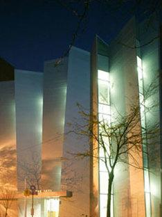 New York. Bronx Museum of Arts.<br /> Arquitectonica. 2006