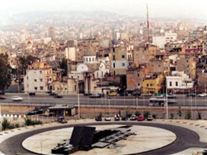 B 018, Beirut, Libano, Bernard Khoury