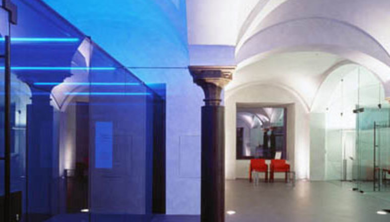 Open Bank. Innsbruk. Peter Lorenz. 2001