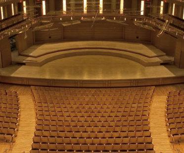 Strathmore Music Centre. Baltimora (USA). Rawn Associates. 2006