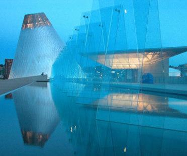 Museum of Glass - Arthur Erickson Architects. Tracoma, 2002