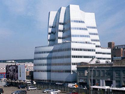IAC Building. New York. Frank O. Gehry. 2007